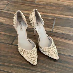 Zara studded shoes